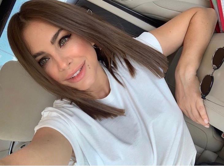 Ани Лорак в 2019 году