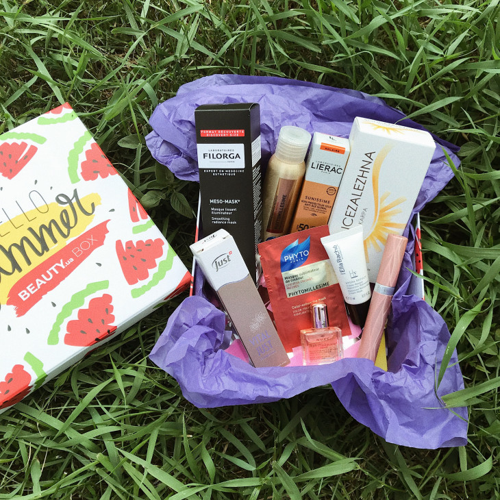 Hello Summer Premium от Beauty.ua Box