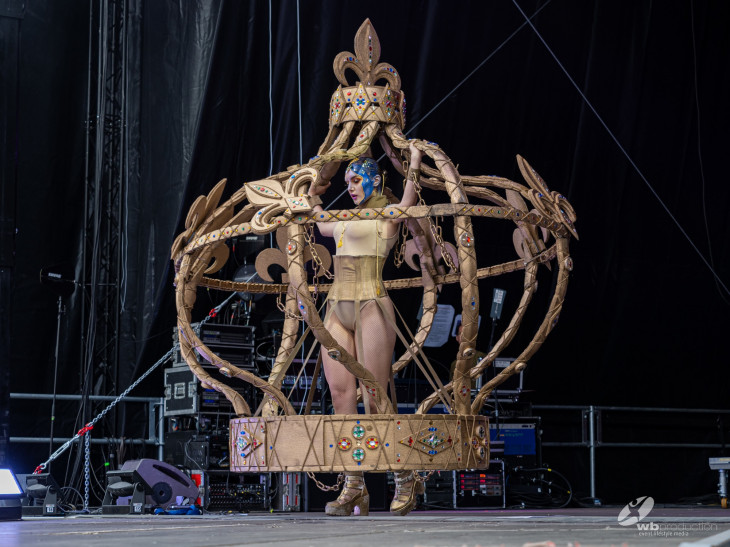 Фестиваль World Bodypainting Festival 2019