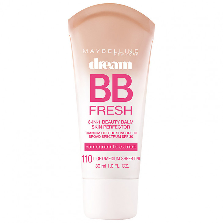 Makeup Dream Fresh BB Cream от Maybelline
