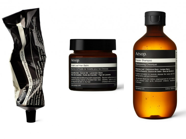Очищающие средства для волос и кожи головы от AESOP