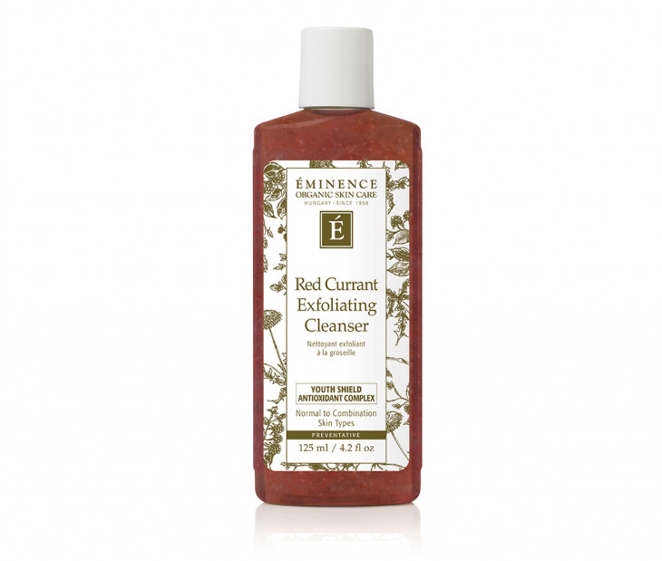 Средство для очищения кожи Organic Skincare Red Currant Exfoliating Cleanser от Éminence