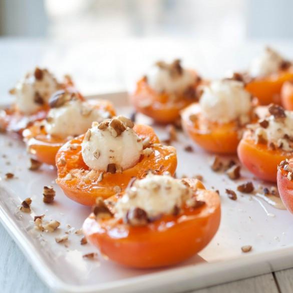фаршированный абрикос