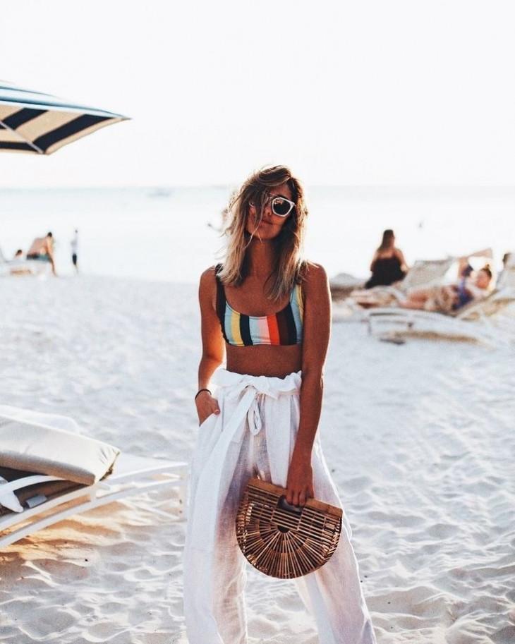 Пляжная одежда 2019