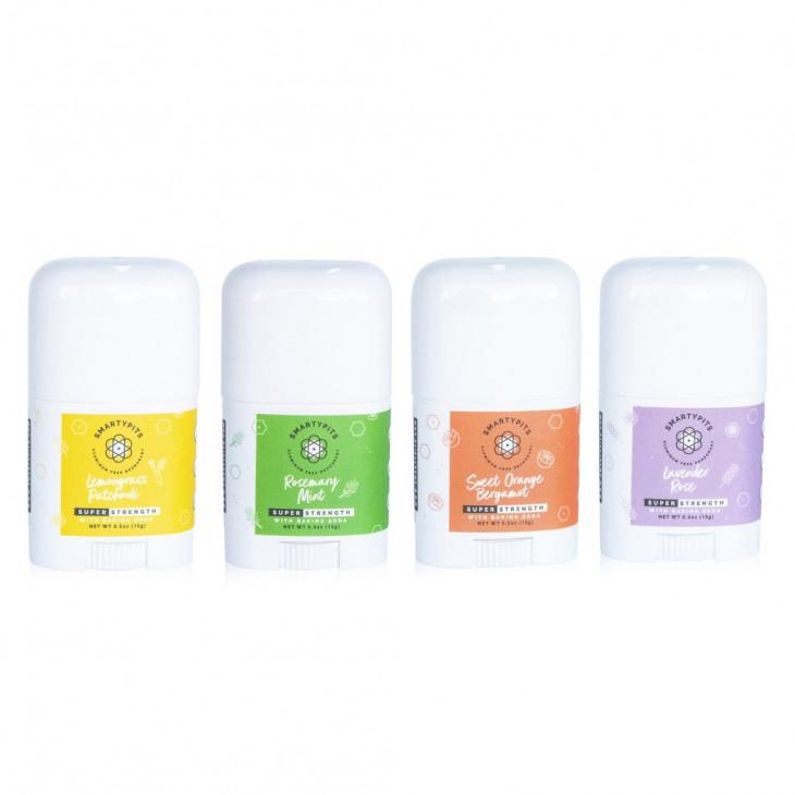 Mini Deodorant Sampler Pack