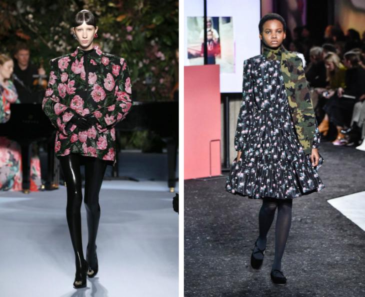 тренды в женской одежде на осень 2019
