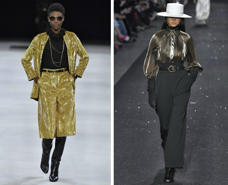 модные тренды осень 2019