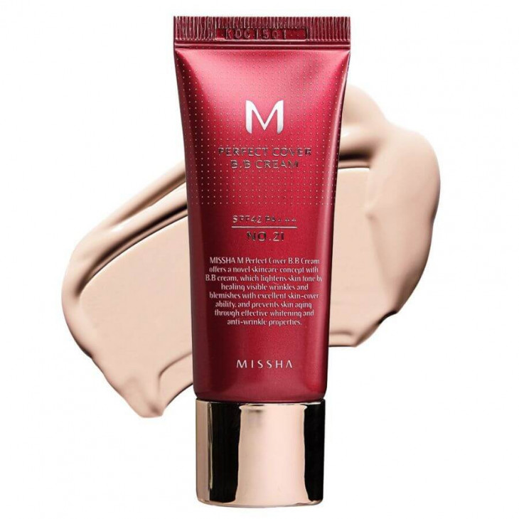Perfect Cover BB Cream SPF 42 от MISSHA