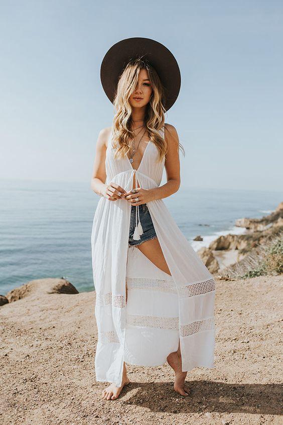 одежда пляжная