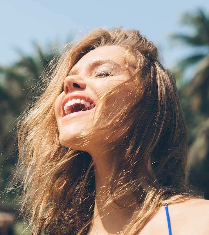 Уход за волосами летом