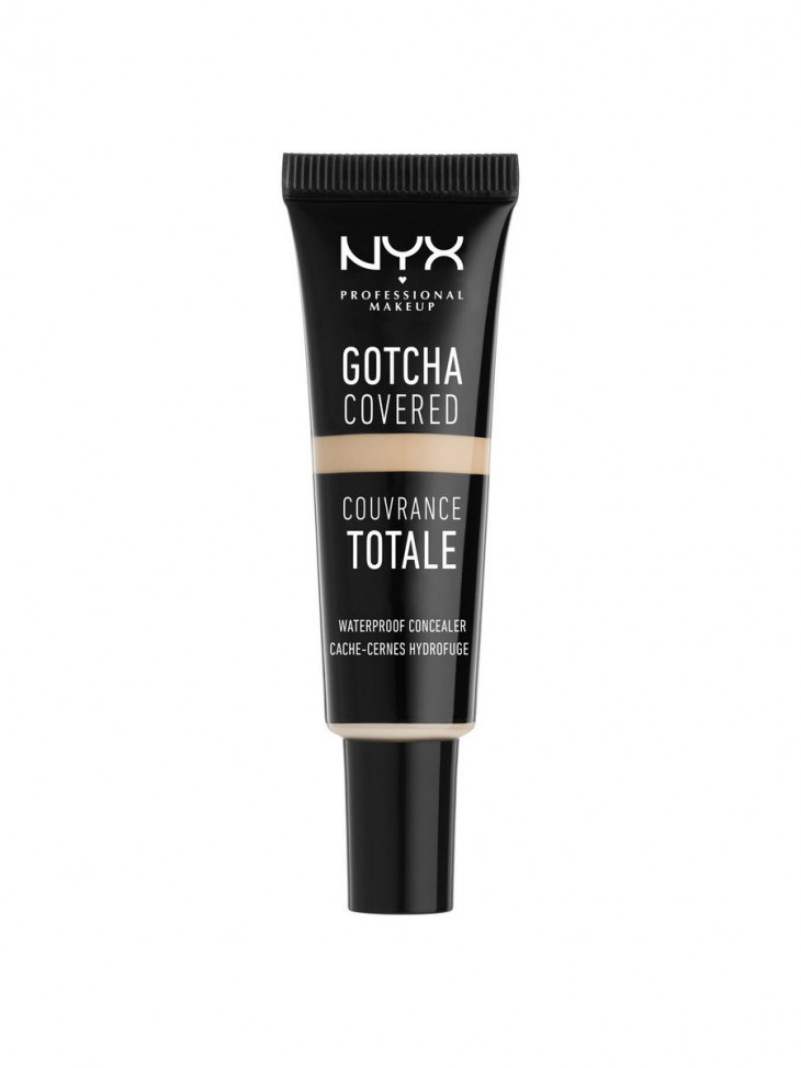 Gotcha Covered Concealer Cache-Cernes Waterproof от Nyx