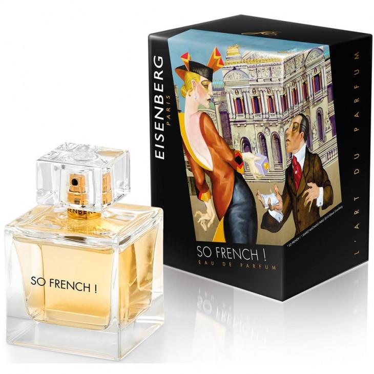 осенний парфюм