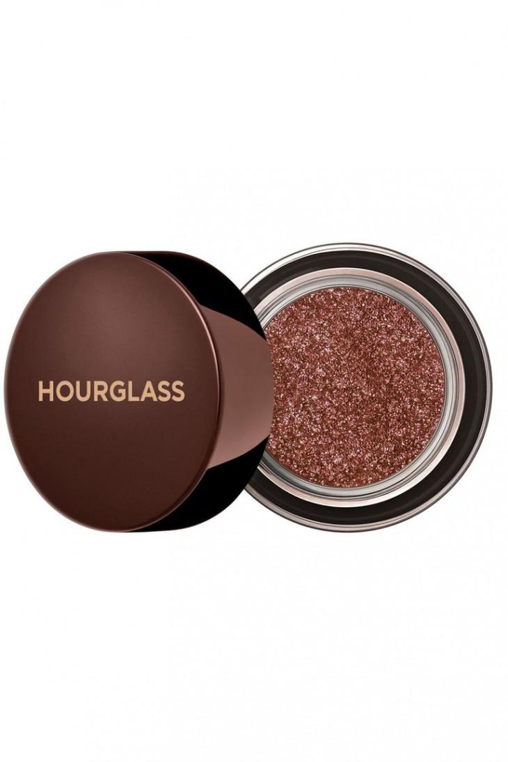Hourglass Scattered Light Glitter Eyeshadow in Blaze
