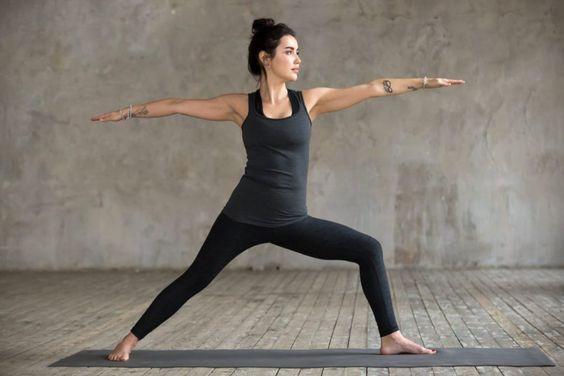 утренняя йога позы