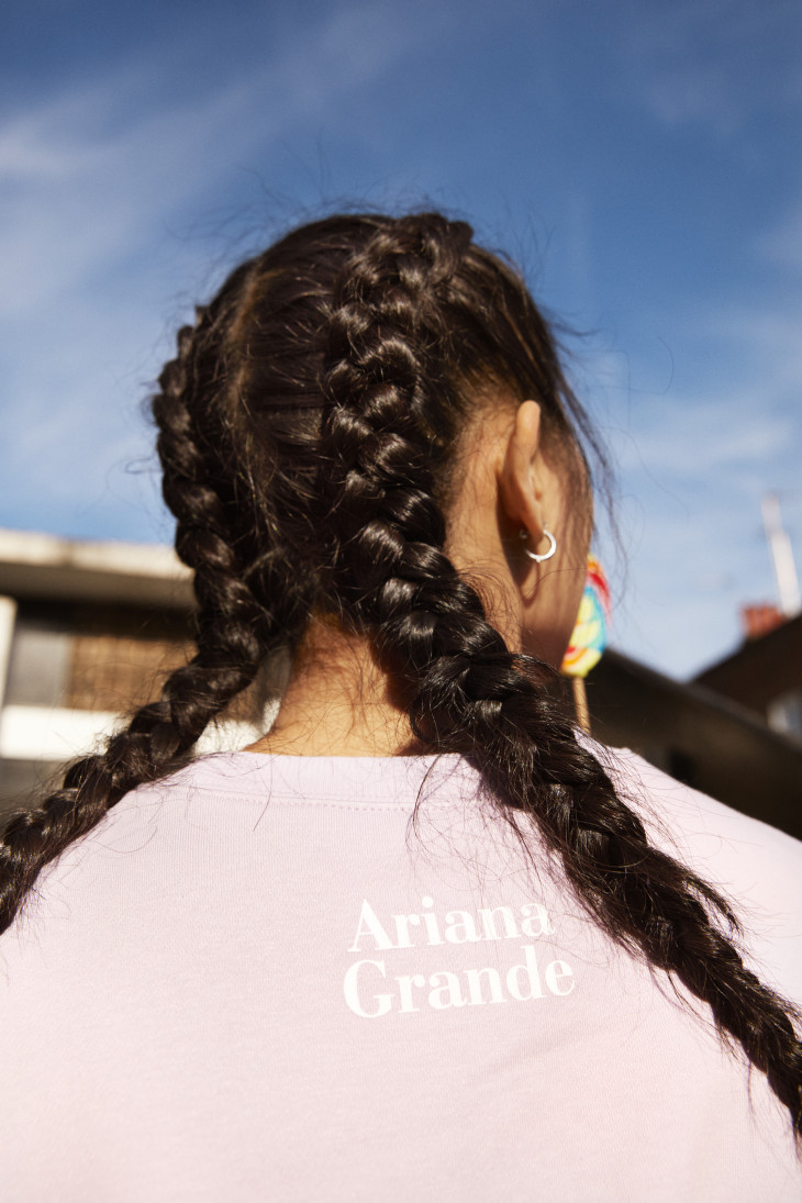 H&M Ariana Grande, thank u next