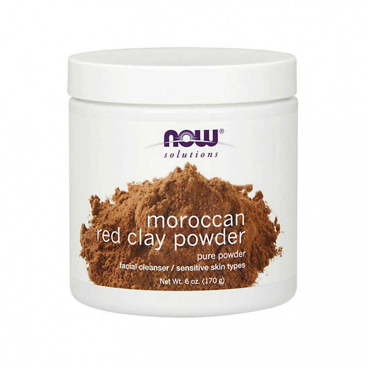 Марокканская глинаMoroccan Red Clay Powder