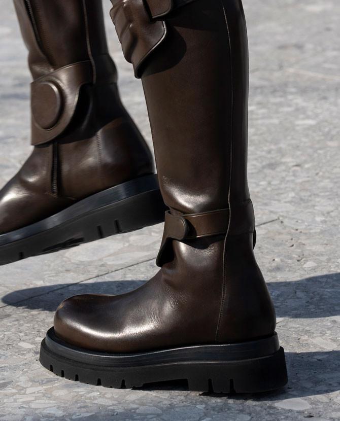 Грубые ботинки 2019