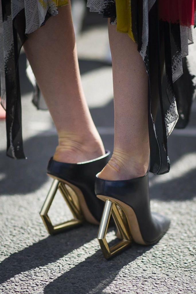 Модная обувь на осень 2019