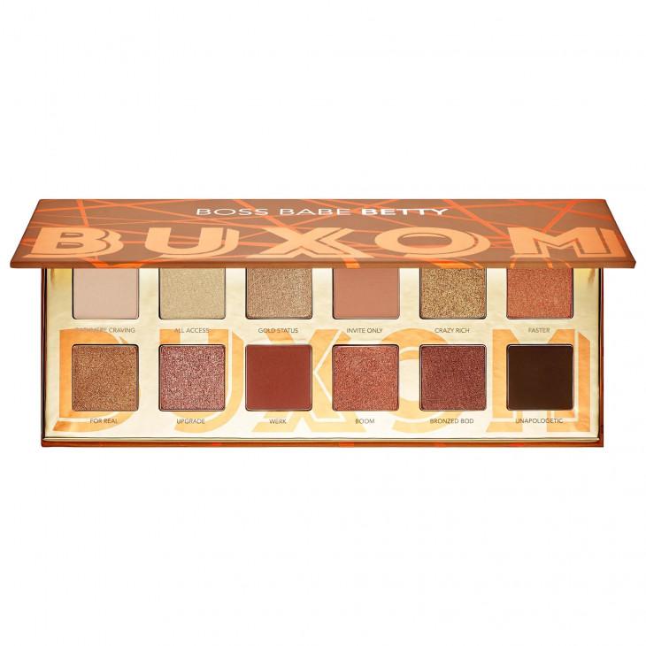 Buxom Boss Babe Betty Eyeshadow Palette