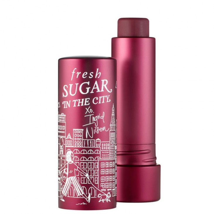 Fresh x Ingrid Nilsen Sugar In The City Tinted Lip Treatment