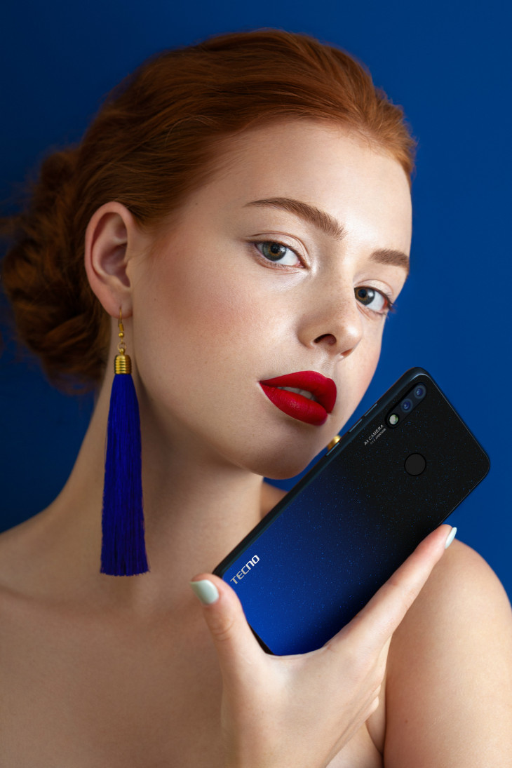 Смартфон Spark 3 Pro от Tecno Mobile