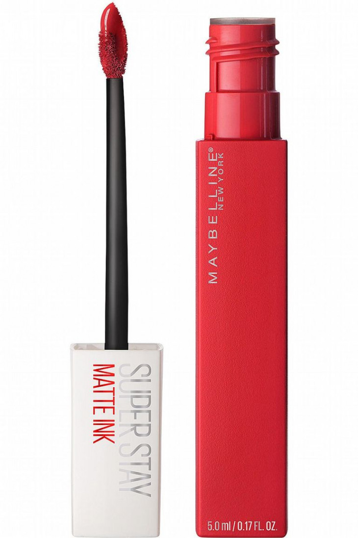 MAYBELLINE SuperStay Matte Ink Liquid Lip Color, Pioneer
