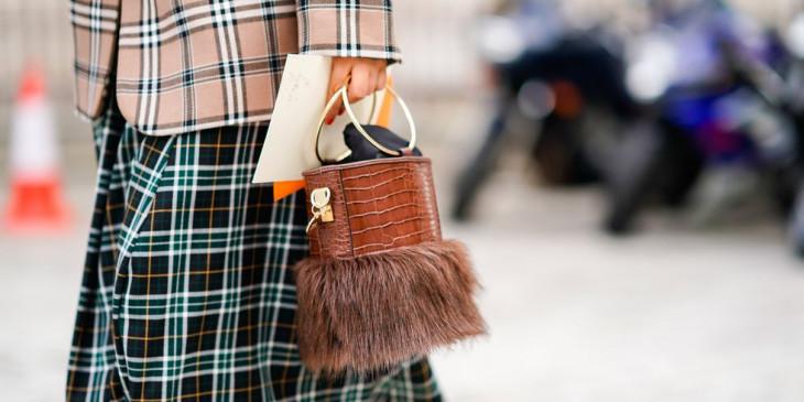 Модная сумка на осень 2010