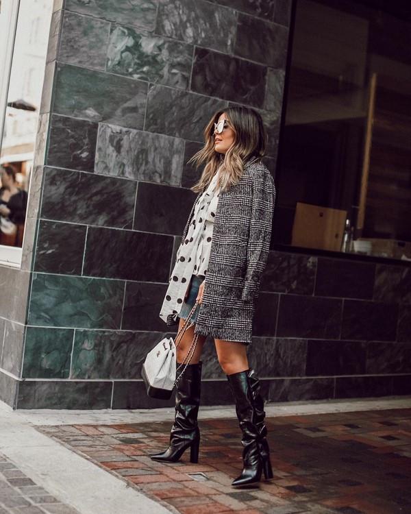 Модные осенние сапоги 2019