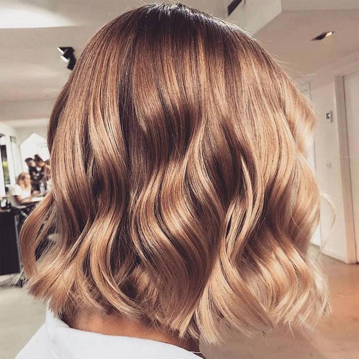 amber slate hair