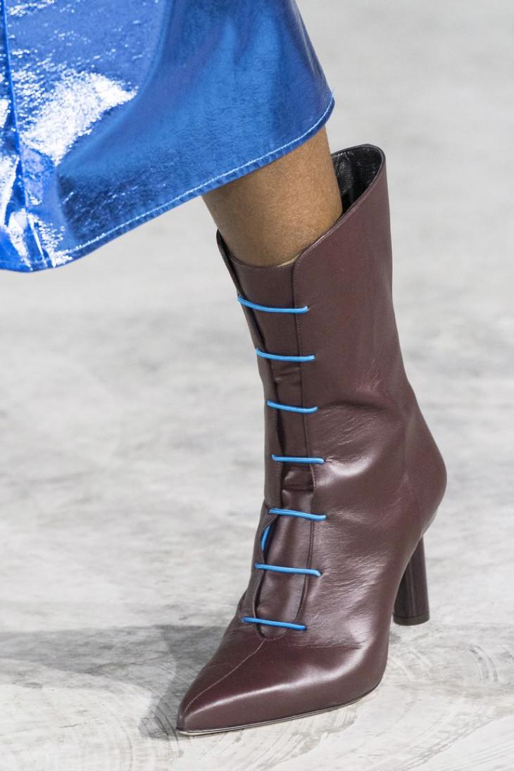 Модные женские сапоги осень 2019
