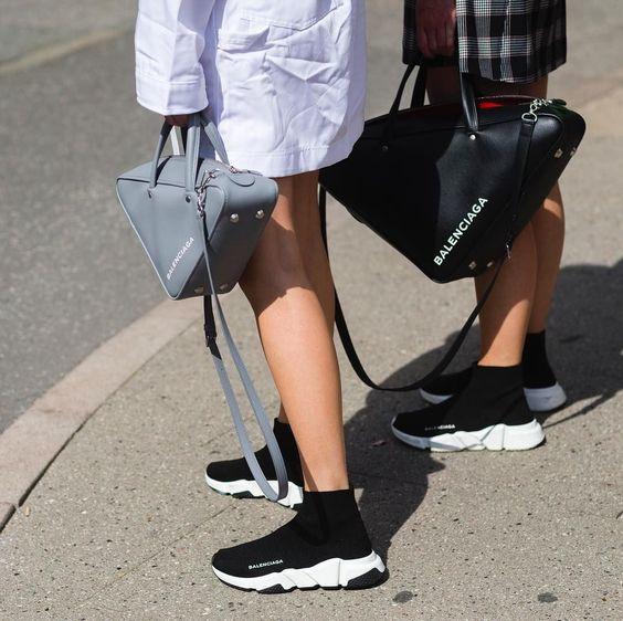 модные кроссовки 2019-2020