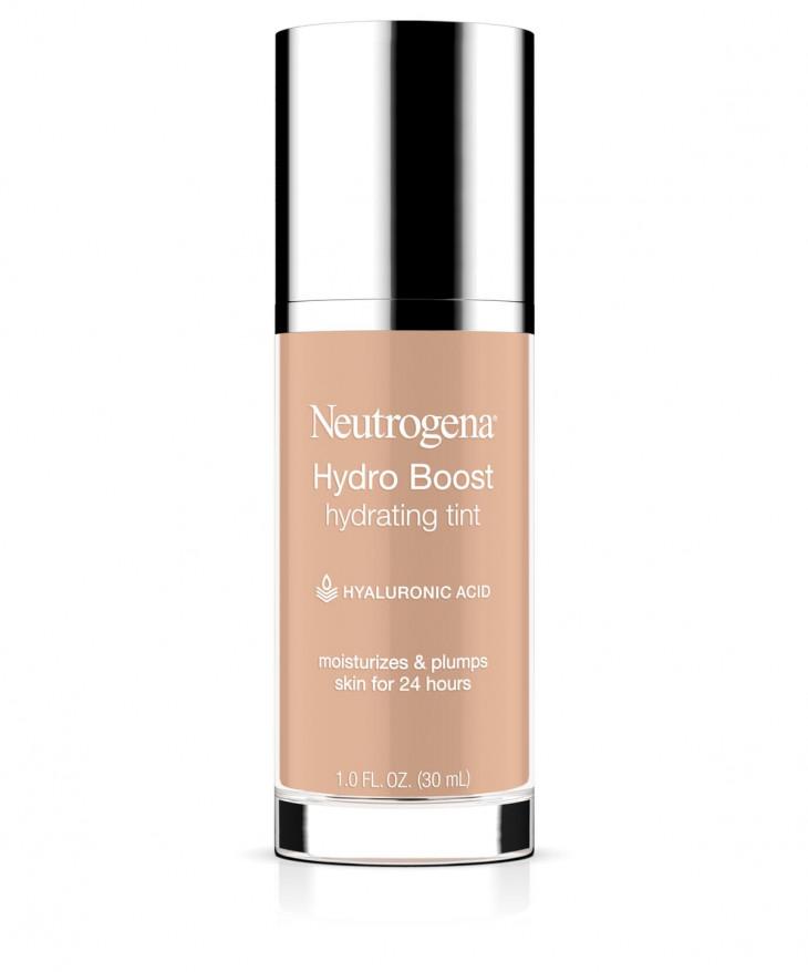 Лёгкий тинт с гиалуроновой кислотой Neutrogena Hydro Boost Hydrating Tint