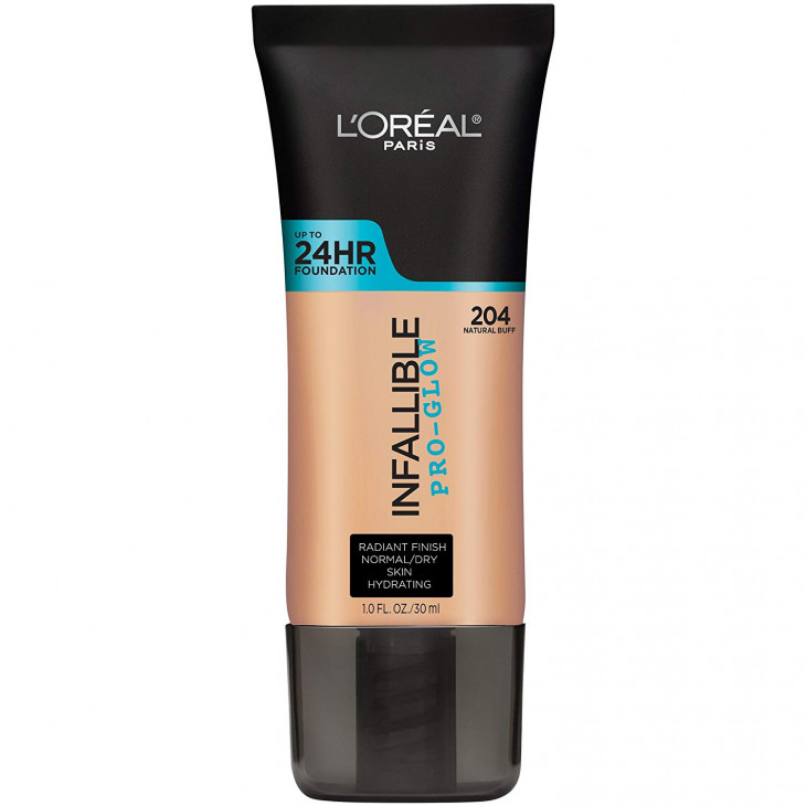 Ультрастойкая тональная основа L'Oréal Paris Infallible Pro Glow Longwear Foundation