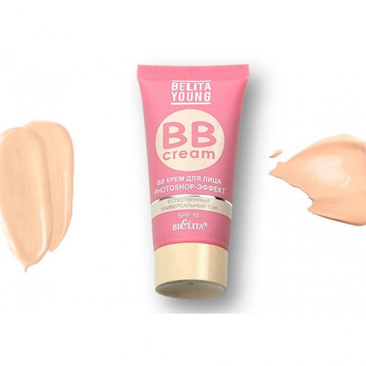 BB-крем для лица Photoshop-эффект, Belita Young