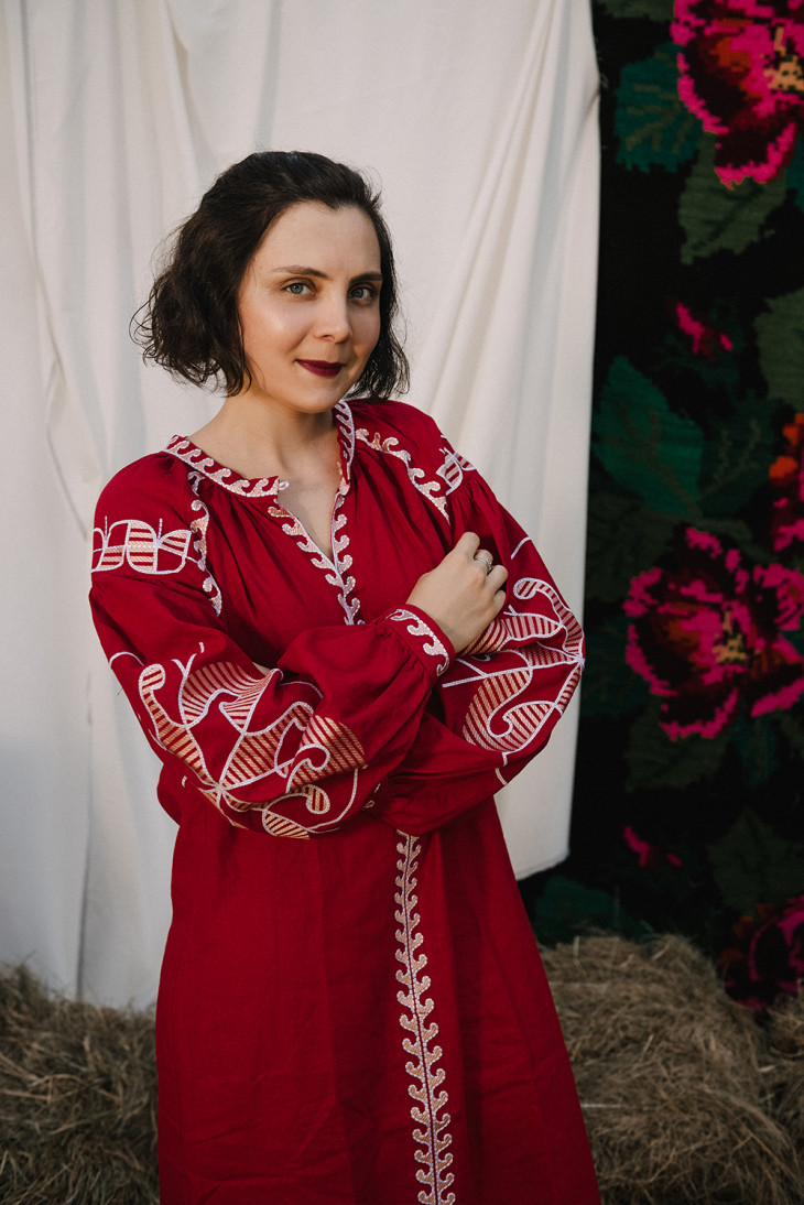 Натали Чуловская