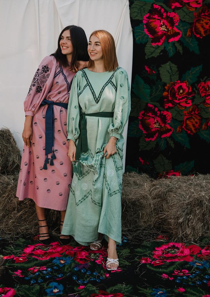 Яна Винниченко и Таня Пренткович