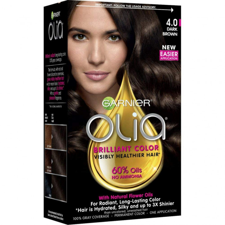 Garnier Olia Ammonia-Free Hair Color