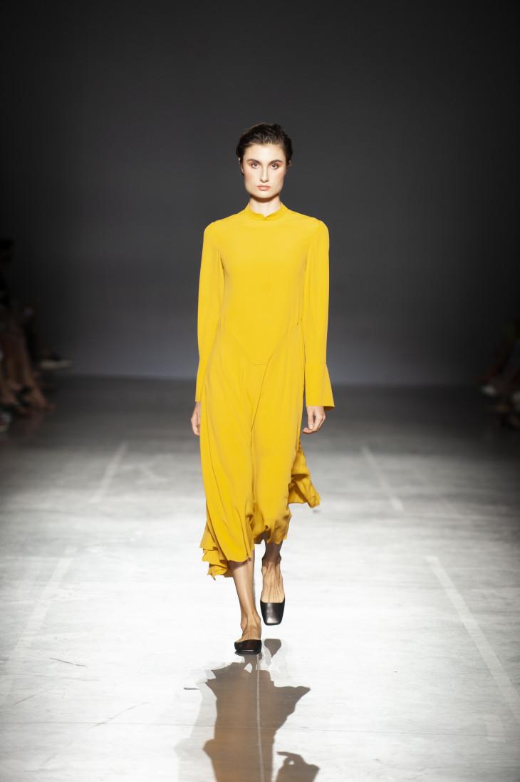Показ Ukrainian Fashion Week A.M.G. SS20