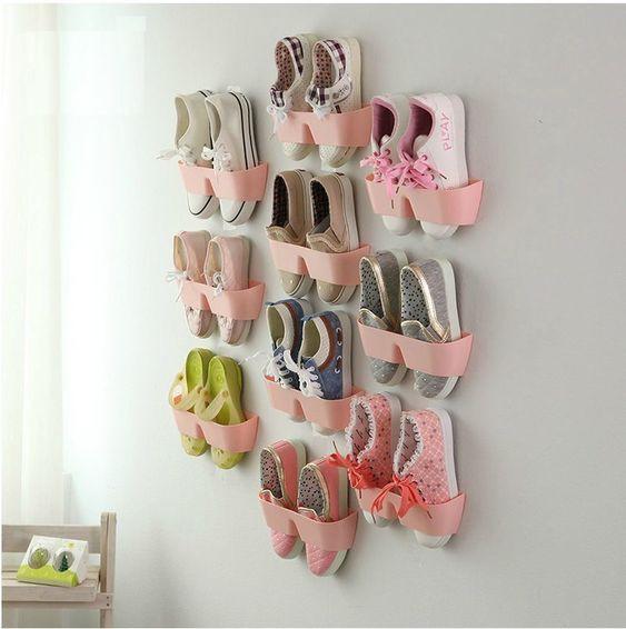 как хранить обувь, если мало места