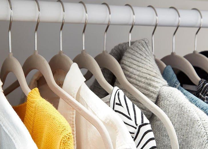 как хранить одежду если мало места