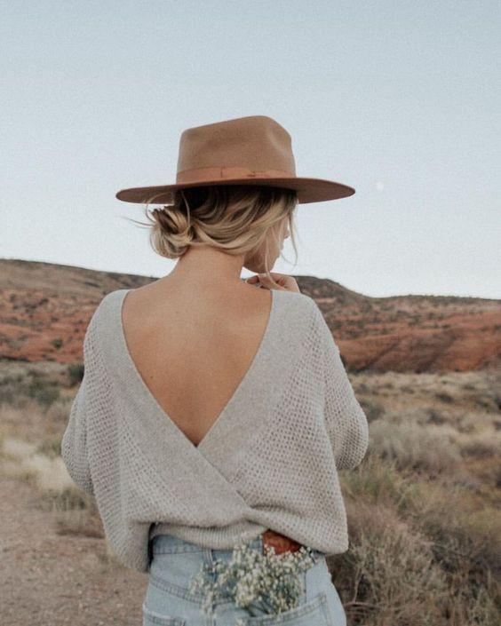 модные шляпы осень