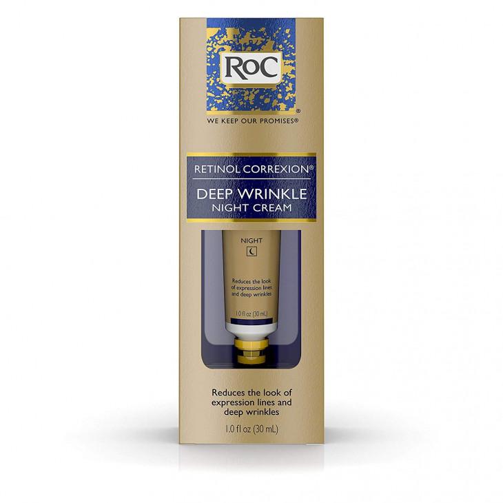 RoC Retinol Correxion Deep Wrinkle Anti-Aging Night Cream