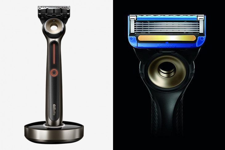 The Heated Razor, Gillette Labs