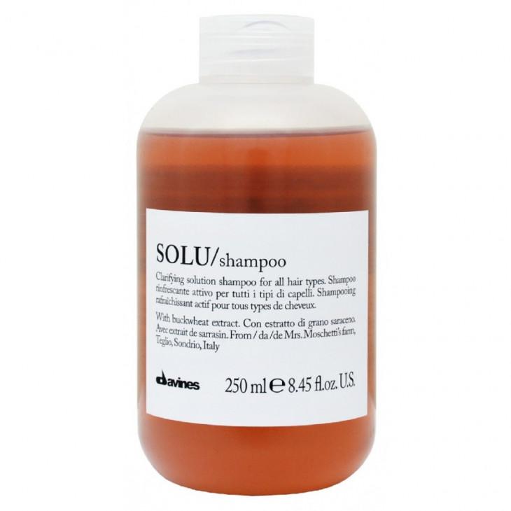 Davines Solu Shampoo