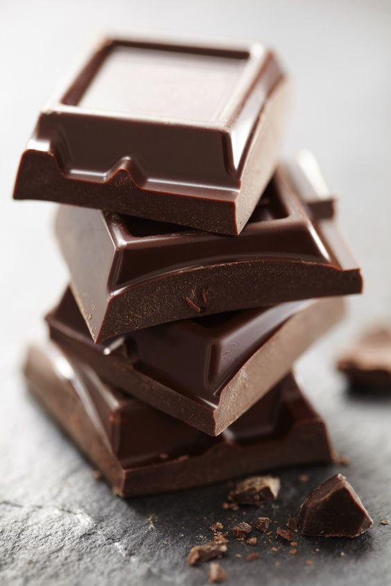 шоколад польза