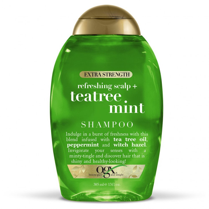 OGX Extra Strength Tea Tree Mint Shampoo