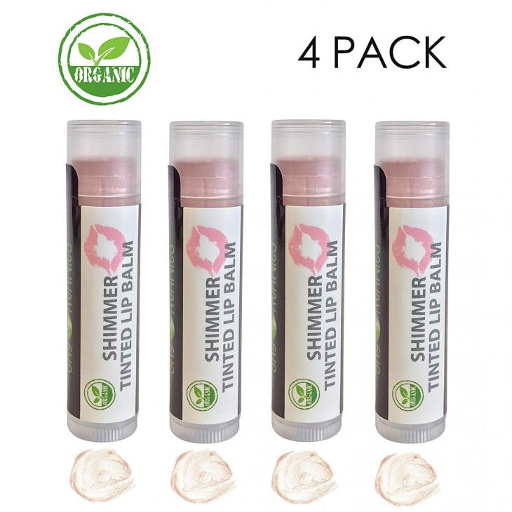 Sky Organics Tinted Lip Balm