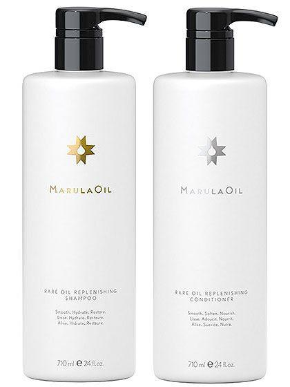 шампунь с маслом марулы