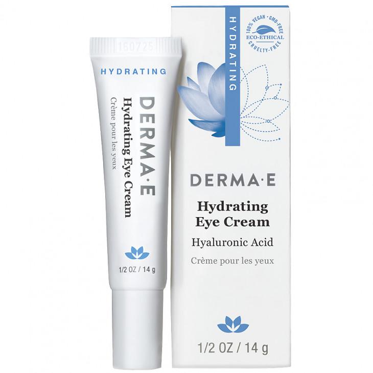 Derma E Hydrating Eye Cream With Hyaluronic Acid
