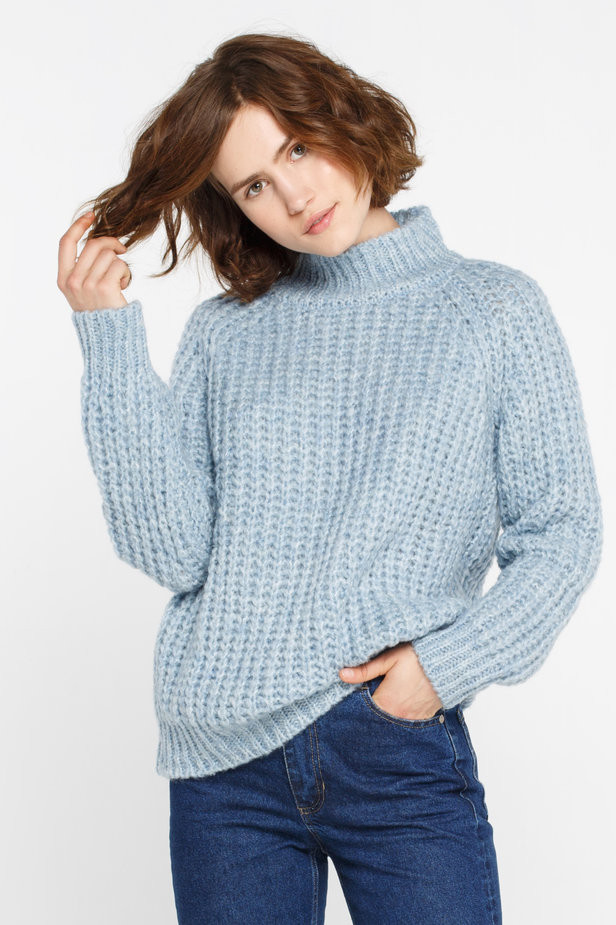 Вязаный свитер MustHave